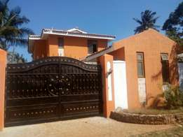 BREATHTAKING 4 Bedroom Maisonette for sale - Mtwapa.