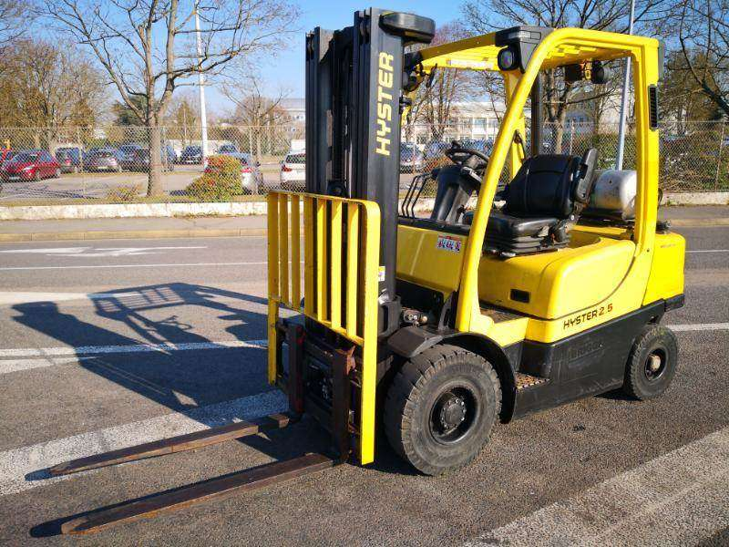 Hyster H2.5ft - 2013