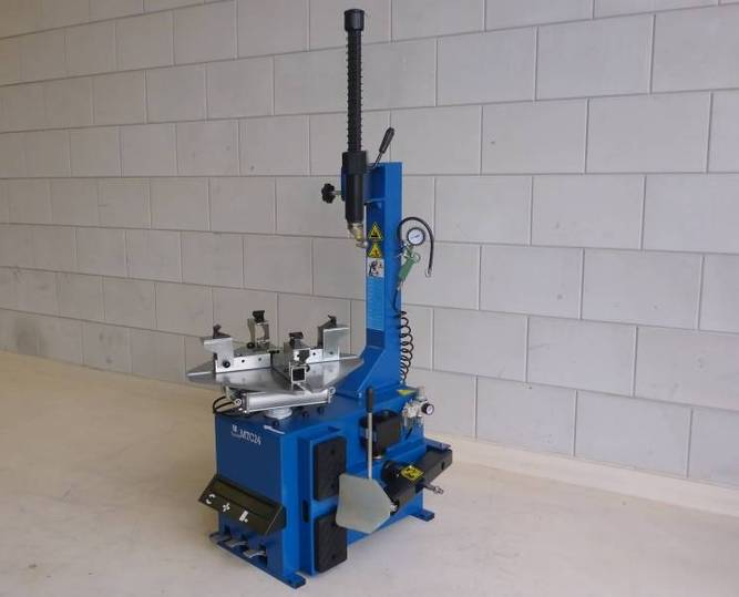 TyreOn Mtc24 6 - 24 Inch Motorcycle Tyre Changer - 2019