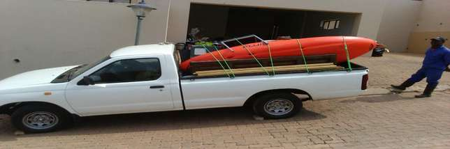 Hire a bakkie for all your moving today Johannesburg CBD - image 5