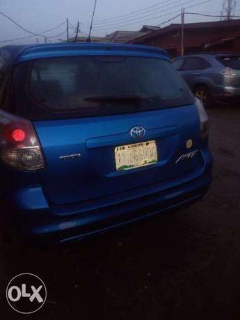 A Clean Toyota Matrix 2007 Model Surulere - image 7