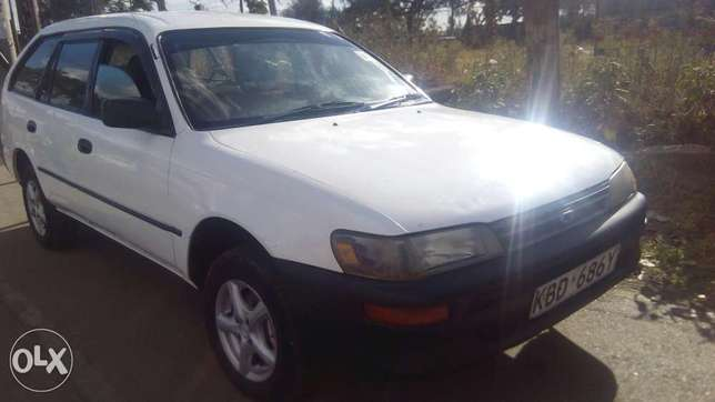 Toyota corolla dx 104 for quick sale Air Base - image 3