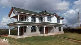 4bedroom master ensuite located thika greens estates (gated community)