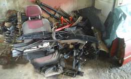 Mazda 323 Sting Car Parts and Accessories For Sale
