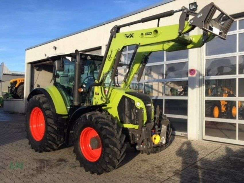 Claas arion 550 cmatic - 2015 - image 14