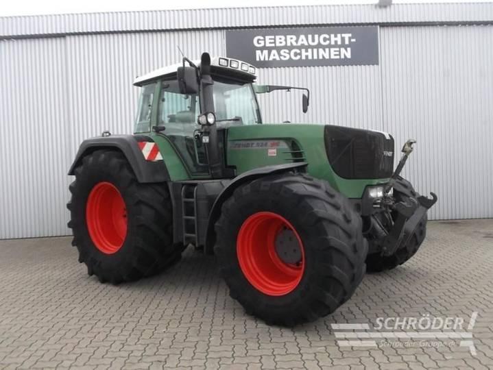 Fendt 924 vario tms - 2004