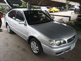 2002 Toyota corolla lift back for sale
