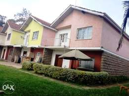 3 bedroom double storey plus sq for rent in Hurlingham