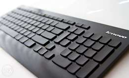 Original fairly used Lenovo Desktop Keyboard for Sale in Kubwa