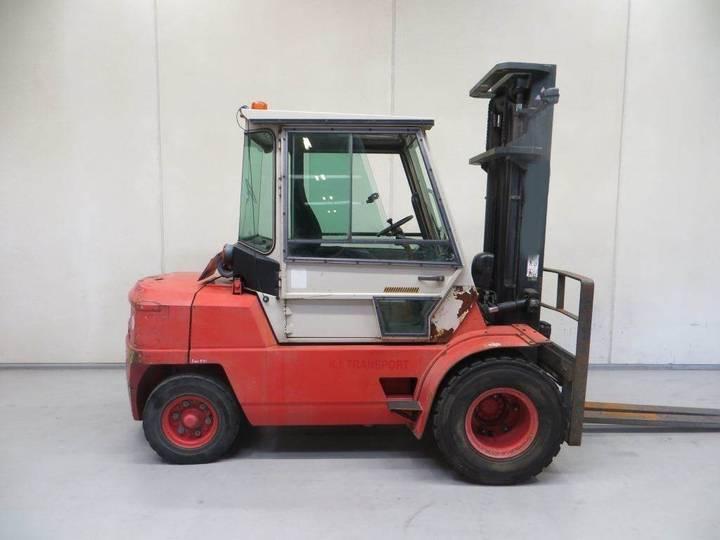 Mitsubishi Fd40t - 1997