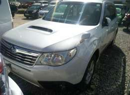 Forester Turbo XT with Sunroof and alloy wheels New import