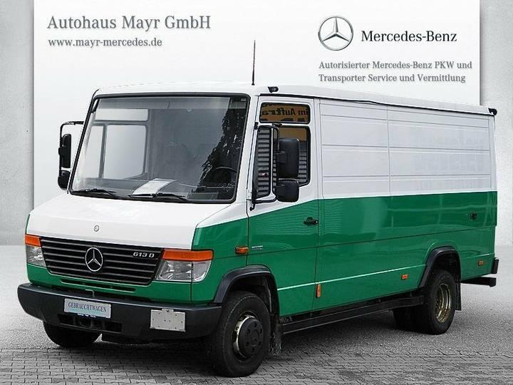 Mercedes-Benz Vario T2 613 D BLUTEC 5 EINER DER LETZTEN !!! - 2012