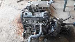 Velocity 1.6i engine with 154000kms for sale