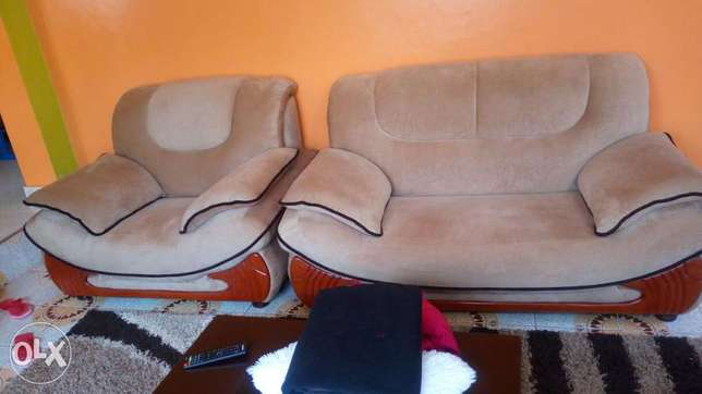 7 seater almost new seat Ruiru - image 1