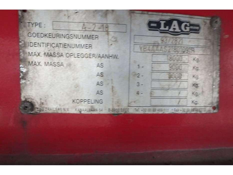 LAG + 2 Axle - 2001 - image 12