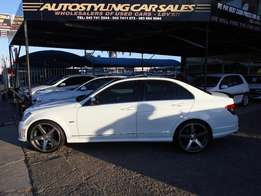 Autostyling Car Sales-East London-C63 AMG Look a like(C200K)-R169995
