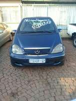Mercedes A 160A for sale