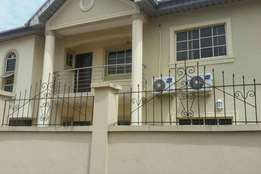 Newly built 4bedroom flat at Ajao estate isolo