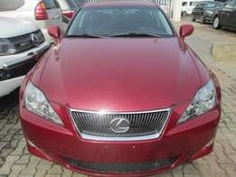 Tokunbo 2007 Lexus IS 250