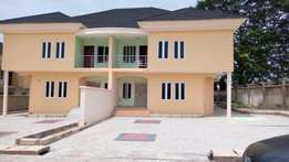 4 bedroom terrace duplex at iyaganju GRA