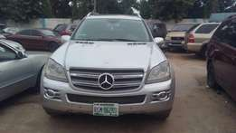 Naija Used Mercedes-Benz GL450