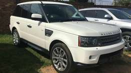 2010 Land Rover Range Rover sport 5.0 V8 in good condition