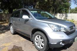 2009 Honda CR-V 2.4 6 Sp Manual