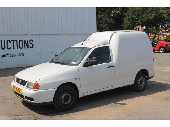 Volkswagen Caddy SDI Bedrijfswagen - 2003