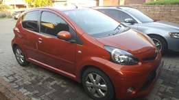 Toyota Aygo Inferno - Special Edition