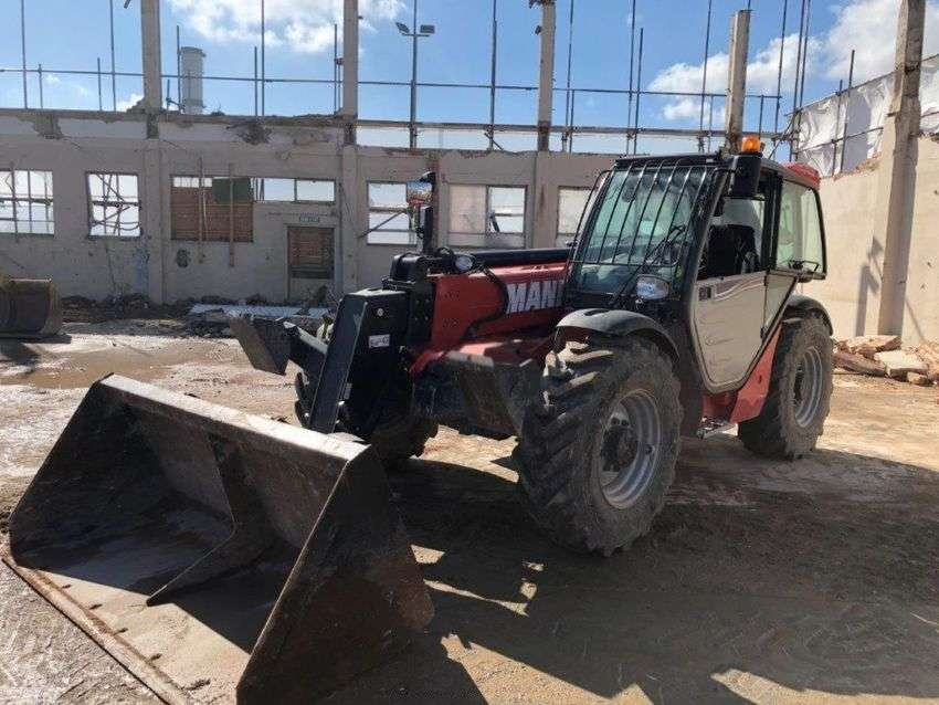 Manitou Mt1030easy - 2018