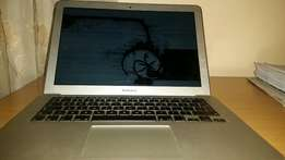 Macbook Air mid 2012 model - LCD cracked