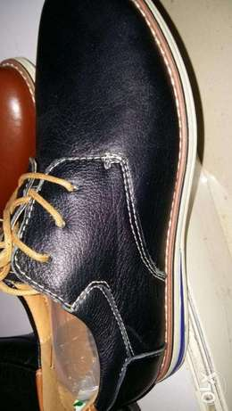 Snickers shoes pure leather(NEW)