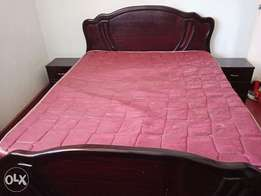 5x6 Bed with Mattress
