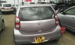 Toyota Passo, KCM, year 2010, 1000 CC, new shape.