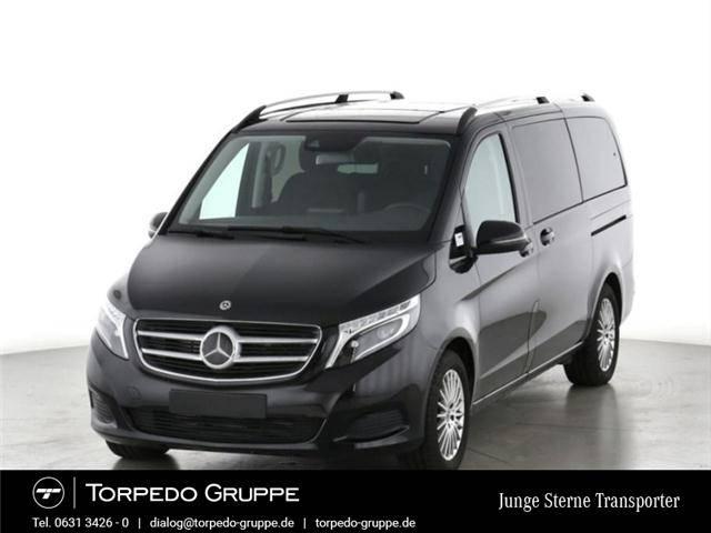 Mercedes-Benz V 220 d EDITION LANG EDITION V 220 ED L+8 - 2018