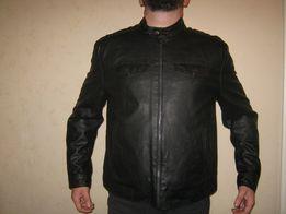 b60bd13ab30 Куртка Кожа - Мужская одежда - OLX.ua