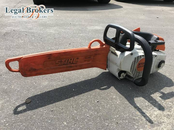 Stihl MS201 T/TC Kettingzaagmachine