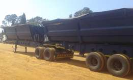 2010 top trailer side tipper trailers for sale
