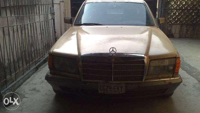 Clean Sound Vintage Mercedes-Benz Concord Lagos Mainland - image 1