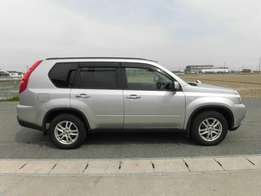 Nissan x trial brand new car