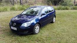 Immaculate condition! Blue 2006 Polo 1.6 Hatchback Comfortline