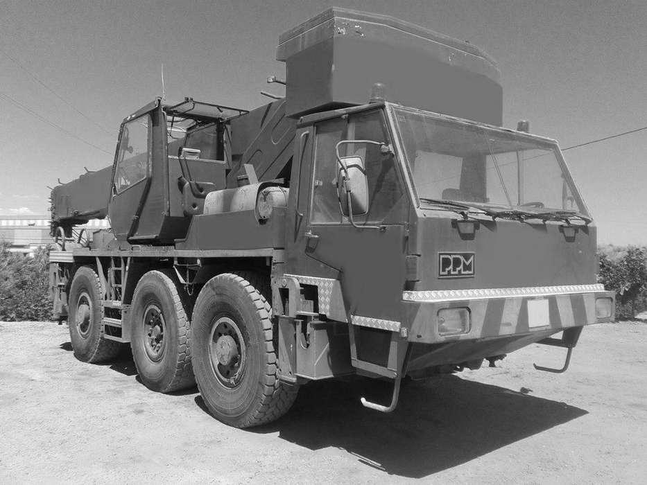 PPM GRUA  480 ATT 32 M 48 TN 1990 - 1990