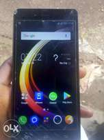 Infinix hot4lite with scratch sell/swap