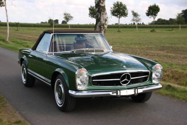 Mercedes-Benz 280 SL - 1971