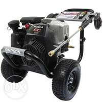 Brand new honda Simpson pressure washer from USA, 3100psi