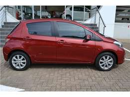 2013 Toyota Yaris 1.0 Xs 5-door for sale.