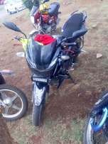 TVs Apache motorbike for sale it's an emergency Price ni negotiable