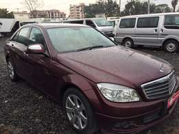 Mercedes C200 on Hire Purchase Terms