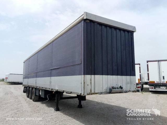Lecinena Semiremolque Furgón carga seca Standard - 2002