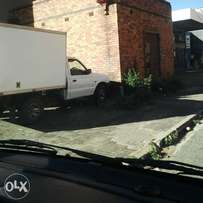 Bakkie hire,truck for furniture removals for short and long distances